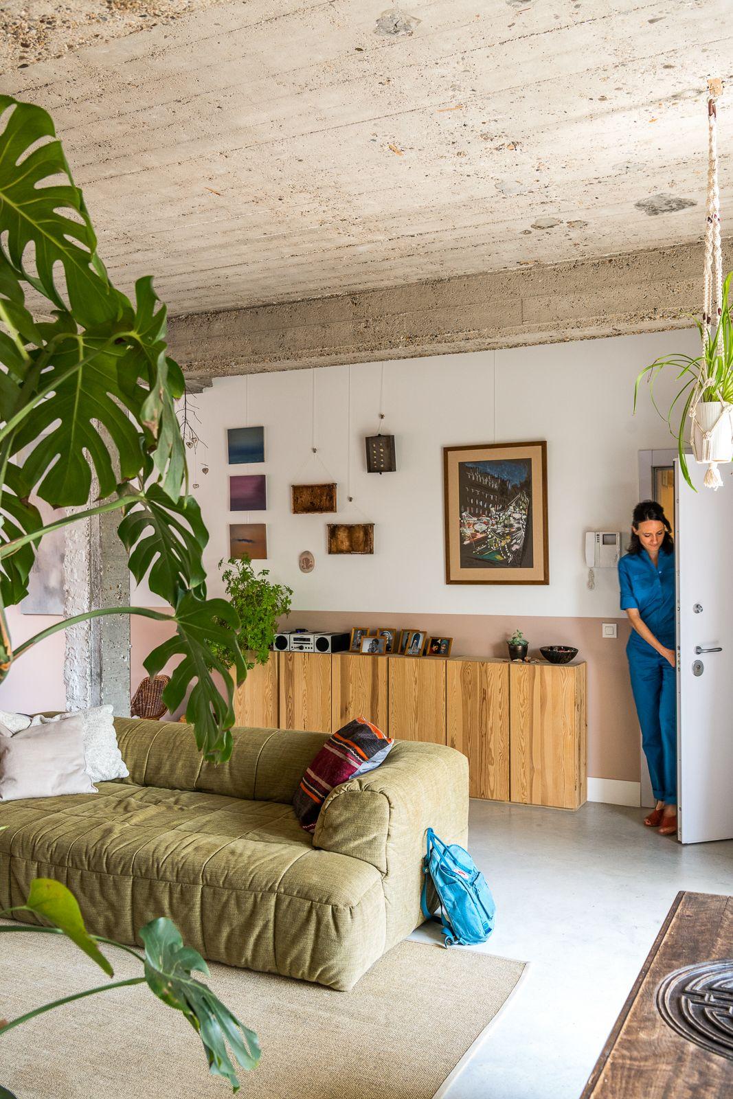 Binnenkijken bij architect en coöperant Heidi