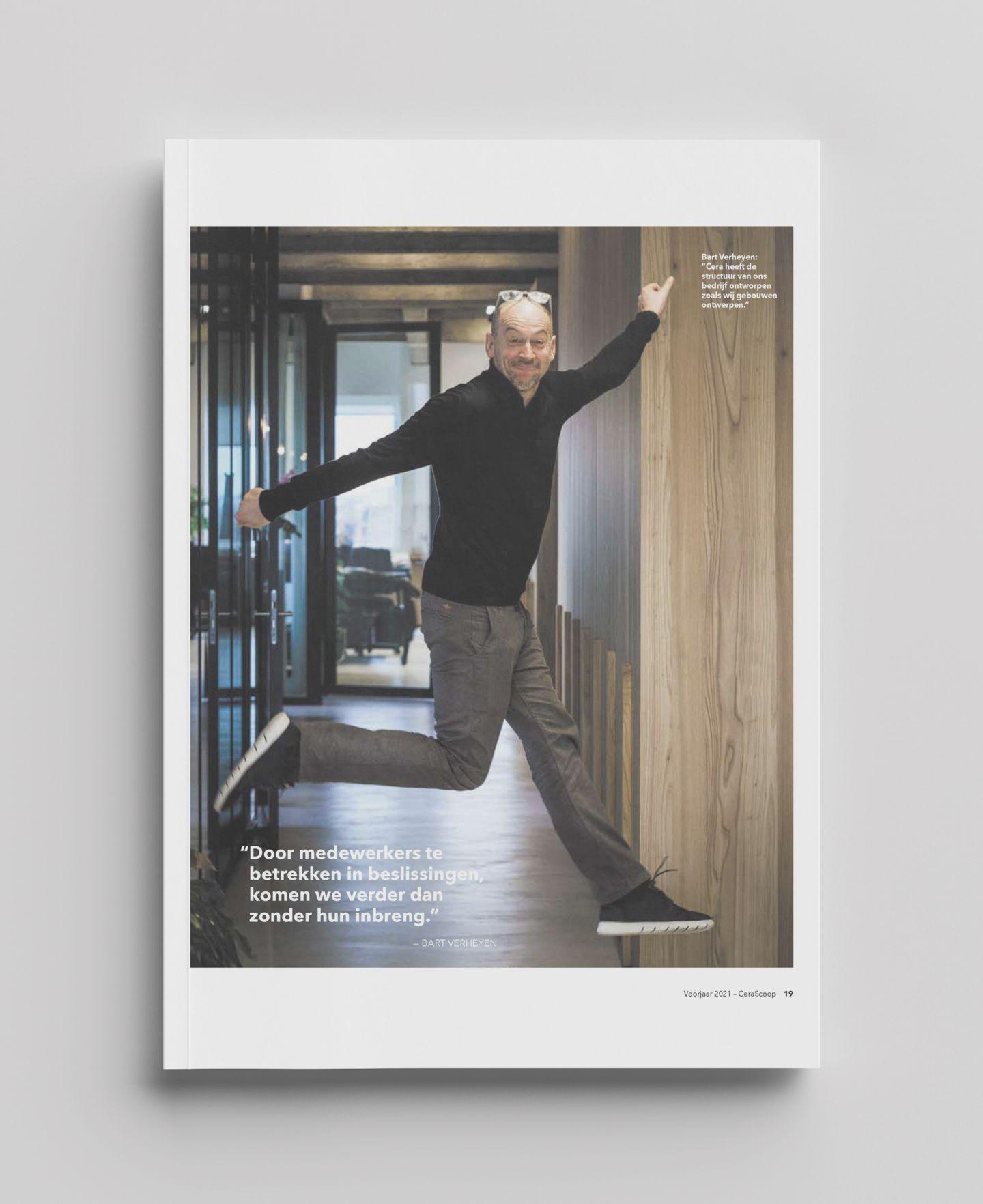 CeraScoop Magazine