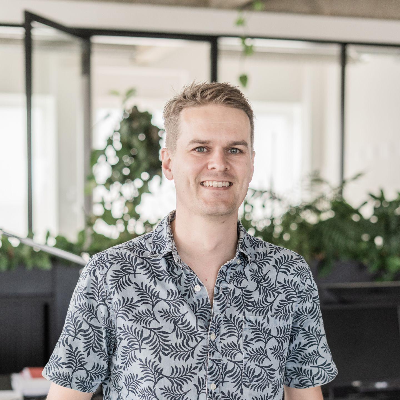 Maarten Vrebos